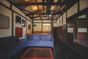 Shibumichi Farmhouse dining room