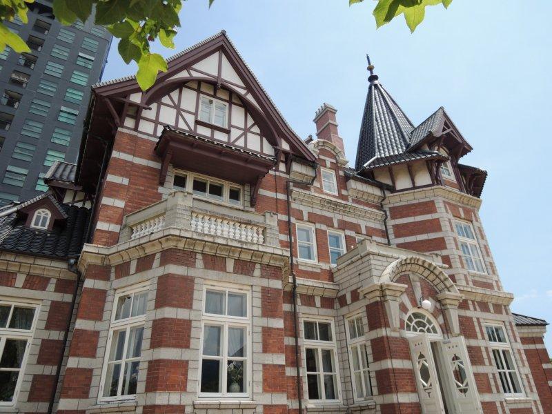 Neo-Renaissance style building