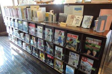 Magazines in different languages