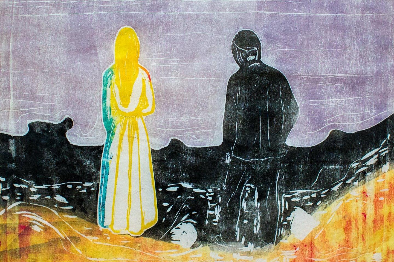 Edvard Munch\'s \