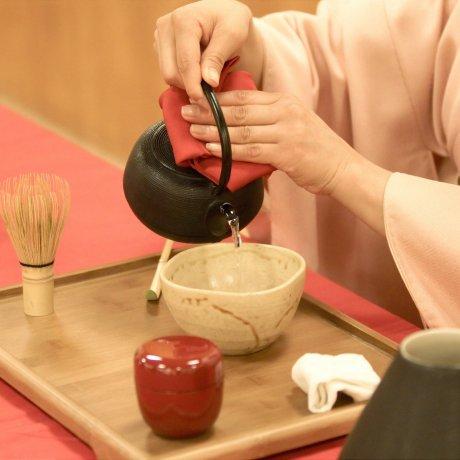 Okakura Tenshin and the Tea Ceremony