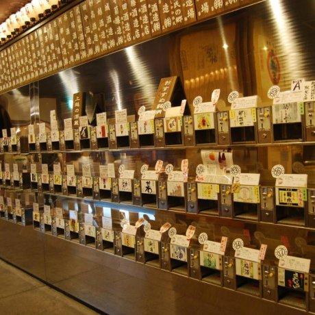 Ponshukan - Thiên đường rượu Sake