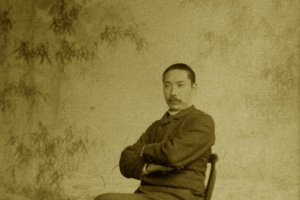 Hokkai Takashima was renowned for his landscape art