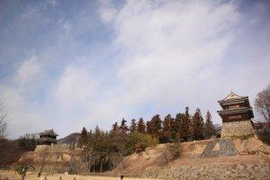 戰國第一的戰略家居城—上田城跡公園