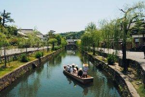 倉敷--日本的威尼斯