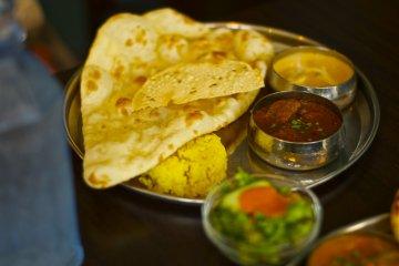 Pondichery Lunch Set