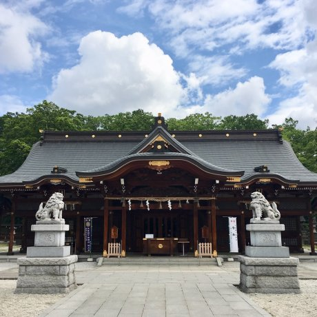 Tachikawa City - Temples & Shrines
