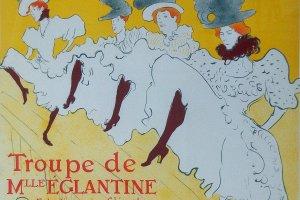 Lautrec was a prolific painter and printmaker