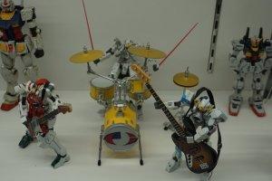 Special Gundam Diorama