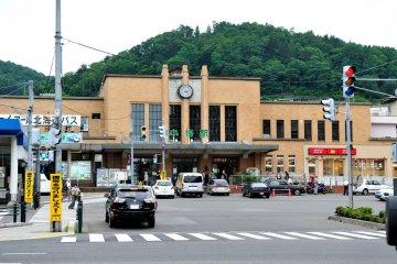 北海道/道央/小樽市/旭壽司&堺內町通&小樽運河