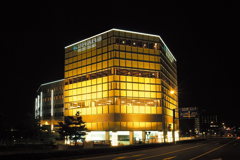 Manyo Club in Yokohama
