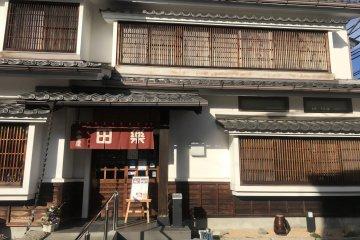 Ресторан-музей Кисоя 木曽屋