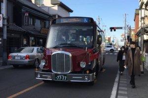 Coedo bus loop