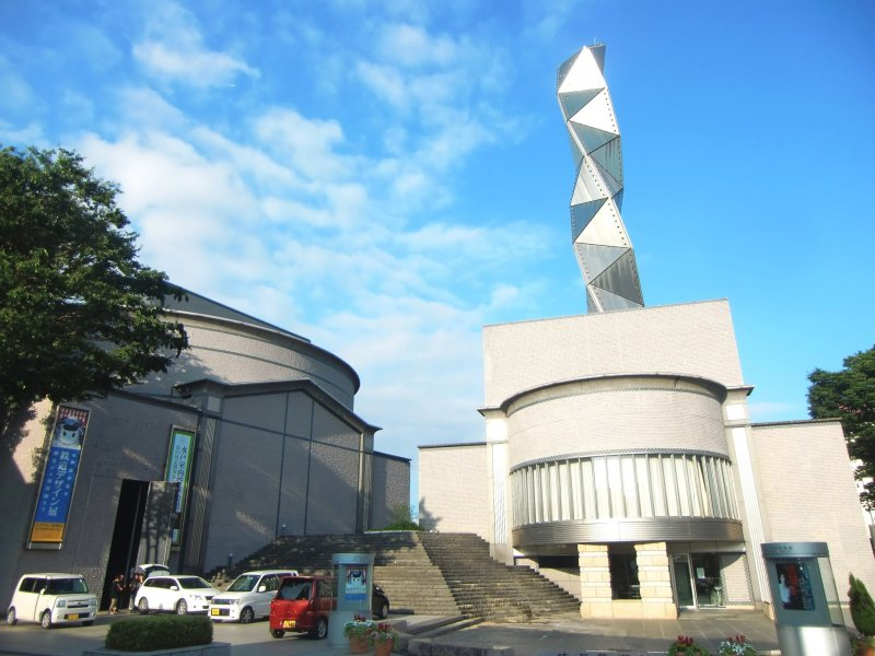 The event takes place at Art Tower Mito, which also acted as a temporary shelter in the wake of the disaster