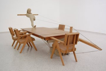 Mark Manders Exhibition