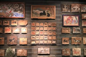 Have a break and go to the Tono Museum where there are many items that hint at Tono's fairytale-like history.