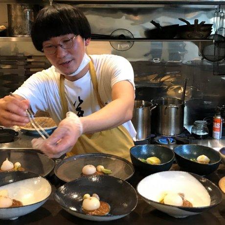 Onohizume Restaurant in Tono City