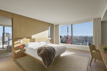 Room at The Tokyo EDITION