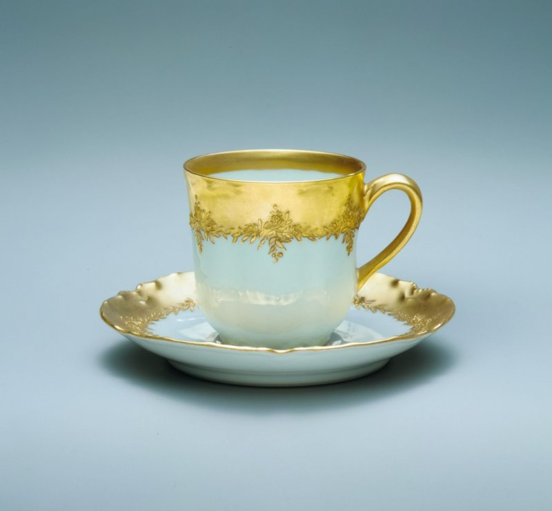 This exhibition will explore a range of demitasse cups
