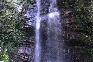 A waterfall dedicated to Fudo Myoo
