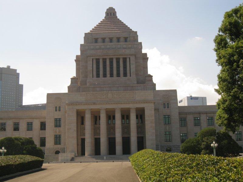 国会议事堂正面