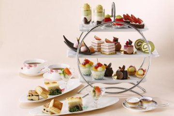 Fairy Plate Afternoon Tea