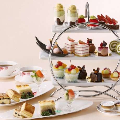Fairy Plate Afternoon Tea