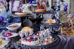 Witch-inspired desserts