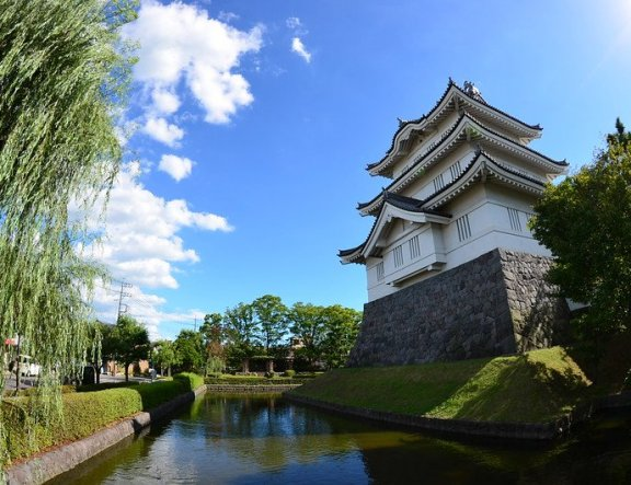 Saitama Prefecture's Castle Heritage