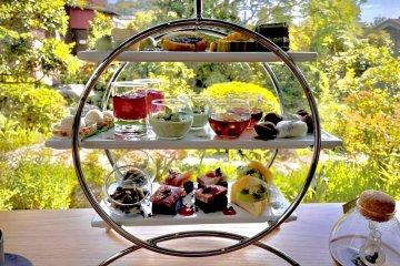 Yame Matcha Afternoon Tea