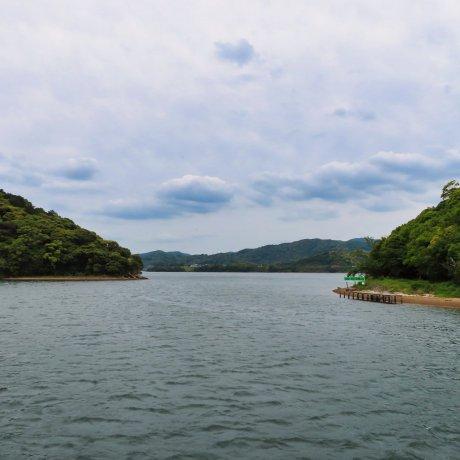 Hamamatsu and Lake Hamanako