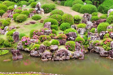 Ryotanji Temple and Ryugashido Cave