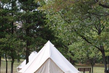 Sayama Inariyama Prefectural Park