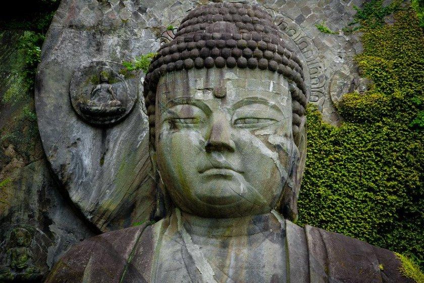 Nihonji Temple\'s massive Yakushi Nyorai