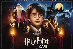The event celebrates the 20th anniversary of the movie release of Harry Potter and the Philosopher's Stone