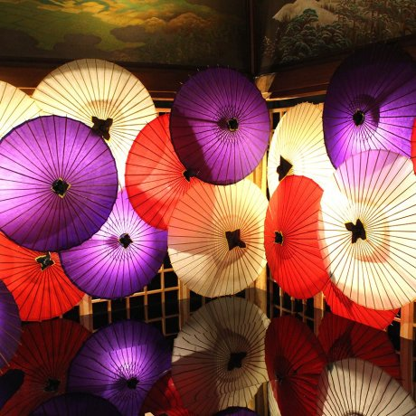 Зонты Японии