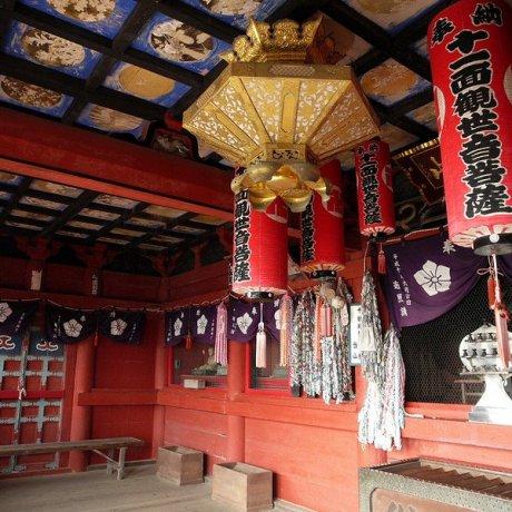 Daifukuji - Gakke Kannon Temple