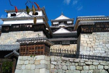 Grand Matsuyama Castle