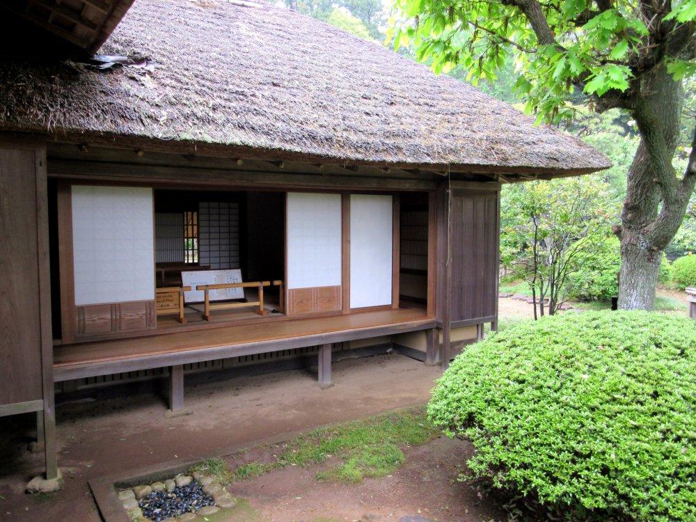 Minka - a traditional Japanese house