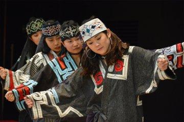Japan Cultural Expo Special Exhibition: Ainu Cultural Festival