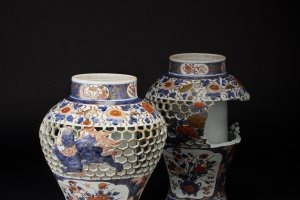 The event will explore both damaged and restored Imari ware from Loosdorf Castle in Austria