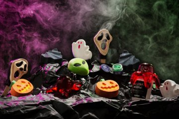 Lush Japan's Halloween Offerings