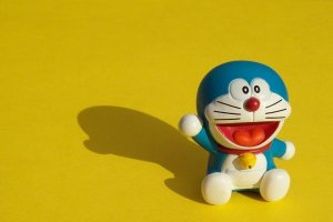 The event features the work of 28 creative minds who were asked to come up with their own artworks incorporating Doraemon