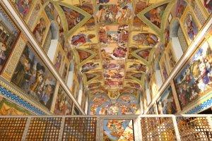 The cat-themed virtual Sistine Chapel