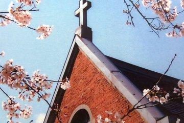 St Mary's Anglican Church Okazaki