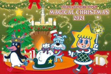 Tokyo Skytree Town Magical Christmas 2021