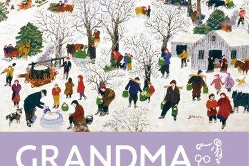 Grandma Moses Exhibition: Tokyo