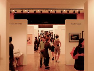 Tokyo Photo 2013 featured the strongest line-up of galleries to date—an international selection from Tokyo, New York, Los Angeles, London, Paris, Berlin, Madrid, Singapore and Amsterdam