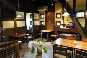 The interior of Olmo Coppia