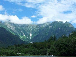 جبال هوداكا